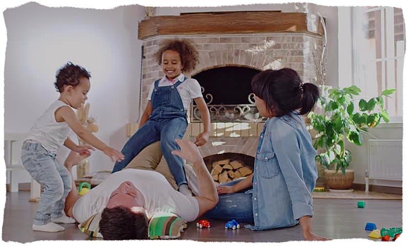 Τι μπορούμε να κάνουμε όλη μέρα με τα παιδιά