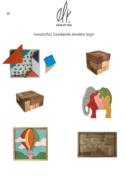 Wooden Elf Toys